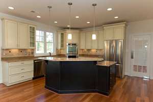 Arlington County Virginia Custom Home Builder VA Remodel Projects - Kitchen remodel northern virginia